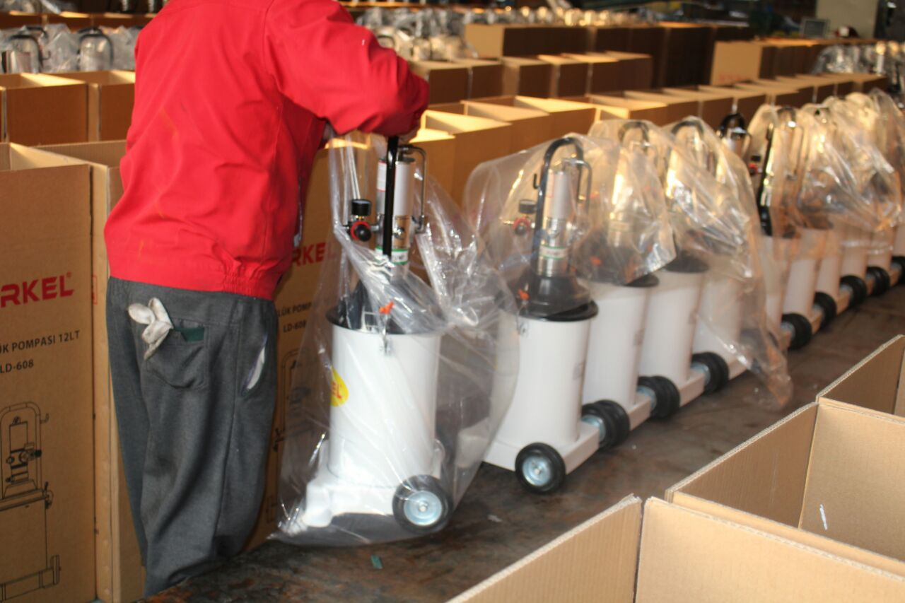 havalı gres pompası, gres pompası 35 kg, havalı gres pompası fiyatları