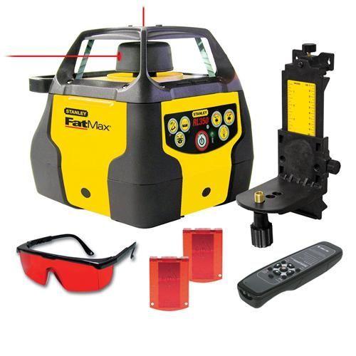 Stanley RL3Rotating Laser Pkg - Interior